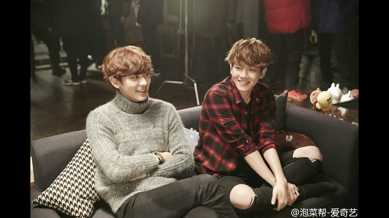 Exo Photoshoot >> EXO ChanBaek / BaekYeol - Universe - จักรวาล - YouTube