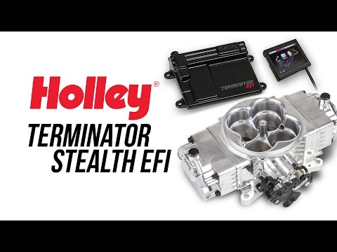 holley terminator efi instructions