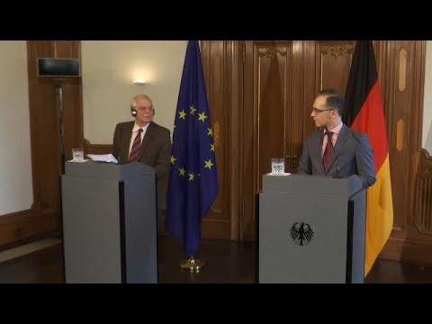 Германия призвала Совбез ООН принять резолюцию по Ливии…