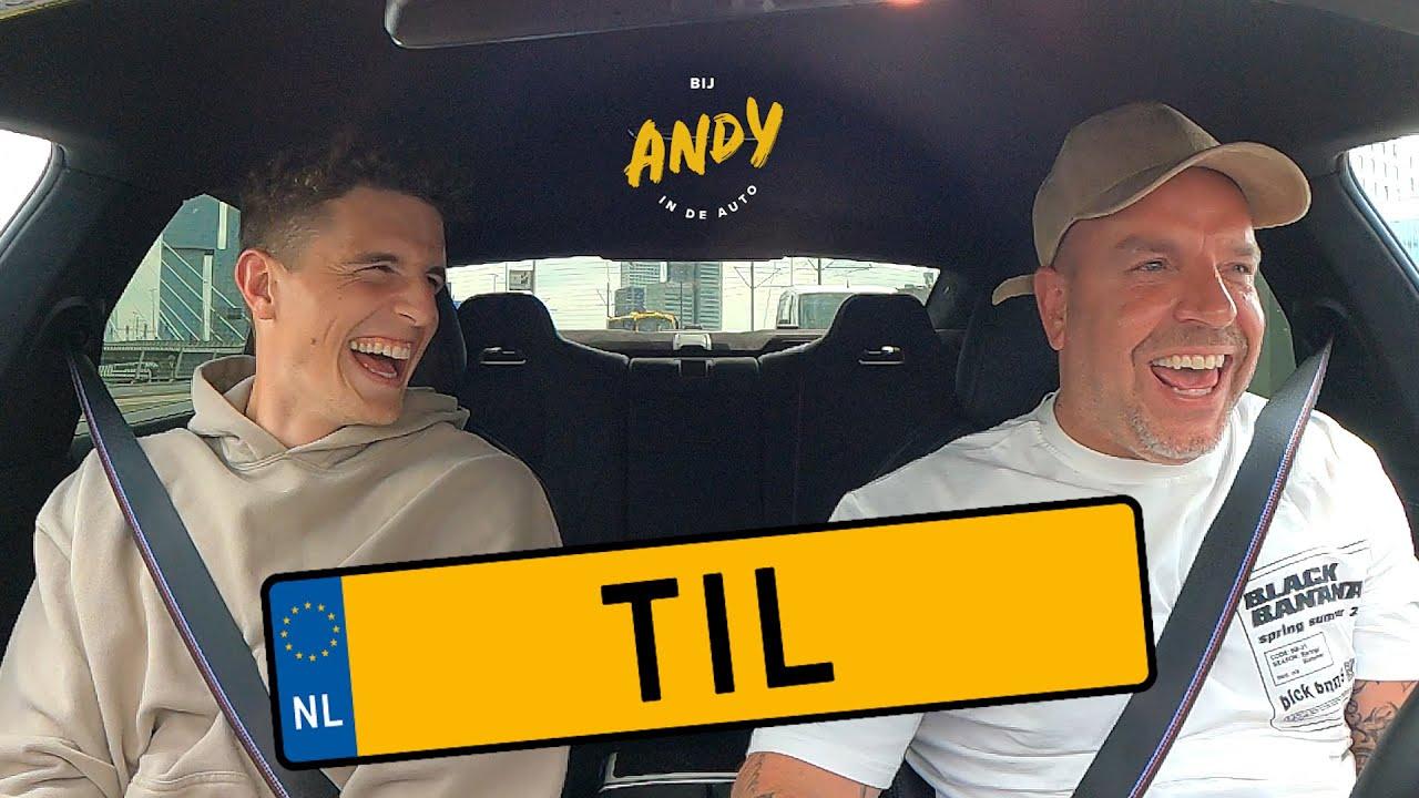 Guus Til - Bij Andy in de auto!