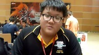 Yu-Gi-Oh! World Championship 2014 - Deck Profile - Top 8 - Huang Shin En (TAIWAN)