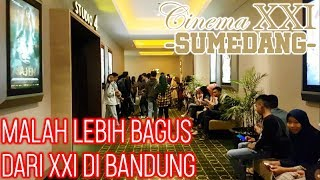 Video Nonton di XXI Plaza Asia Sumedang : Bioskop XXI Pertama Di Sumedang Bro! download MP3, 3GP, MP4, WEBM, AVI, FLV November 2019