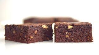Брауни без шоколада, на какао-порошке. Быстро, просто, вкусно