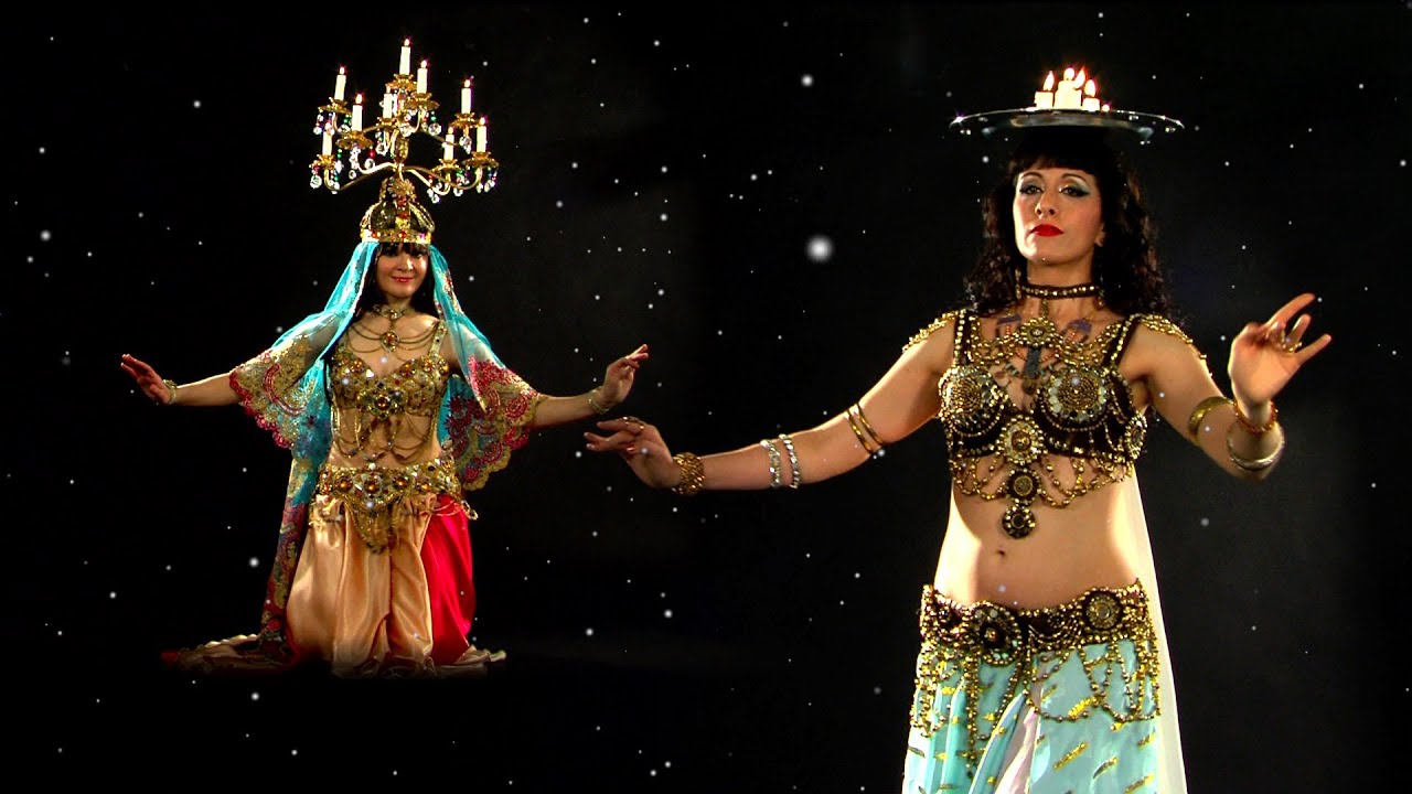 belly dance dance of the countryside