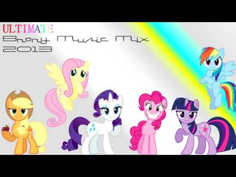 Ultimate Brony Music Mix 2013
