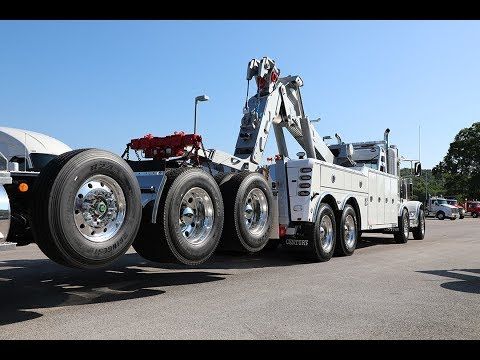 Heavy-Duty Underlift KINGPIN Attachment Video 2019