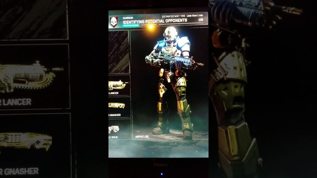 Gears of War 4 - match making error