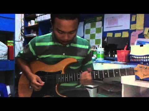 Solo gitar Selir hatimu - Triad (cover)