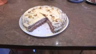 Печёночный тортик!Презентация!