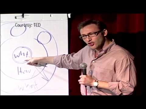 Simon Sinek on How Leaders Inspire