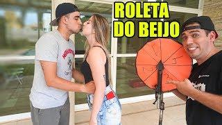 Meus Amigos Se Beijaram Na Roleta Do Beijo