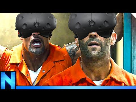 Prison Escape VR - Sam goes MAD WITH POWER!!
