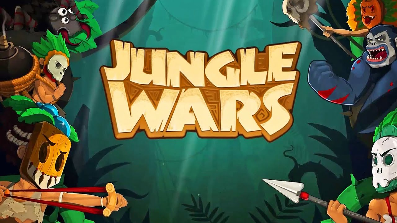 Spiele Dschungel