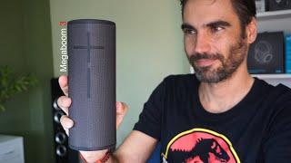 UE Megaboom 3, GRAN ALTAVOZ bluetooth | review en español