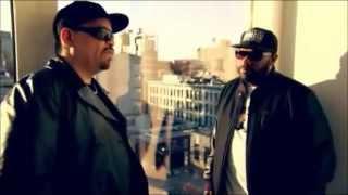 Art Of Rap ft. Ice-T, Joe Budden of Slaughterhouse & Bun B of UGK