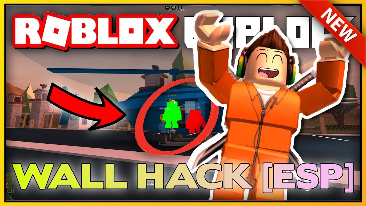 New Roblox Exploit Rilesp Auto Updating Wallhack Jailbreak