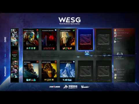 RO vs. BM, game 1, South-East Europe Qualifier