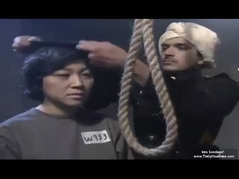 Silver Tycoon Asian hanging of woman