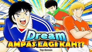 DREAM COLLECTION TELAH TIBA!! PLEASE JANGAN NGAMPAS 😂 - Captain Tsubasa: Dream Team