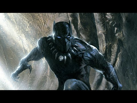 Black Panther Trailer 2017 - Official 2018 Movie Trailer in HD