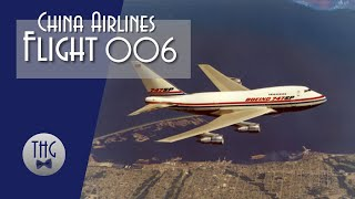 China Airlines Flight 006, February 19, 1985