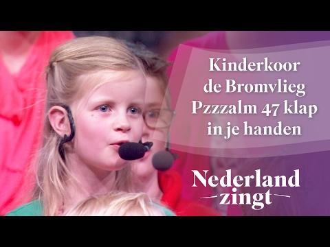 Kinderkoor de Bromvlieg: Pzzzalm 47 klap in je handen