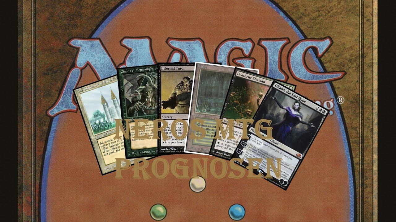 let's talk  magic the gathering  folge 5  eternal