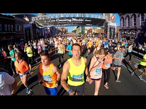 GoPro - Nashville Country Music Marathon 2014