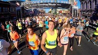GoPro - Nashville Country Music Marathon 2014