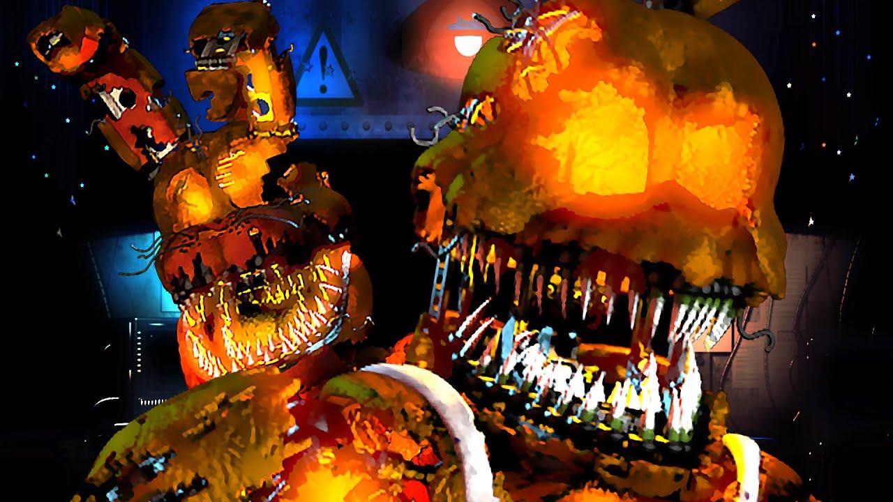 Cute Freddy Fazbear Wallpaper Mangle Changes Everything Five Nights At Freddy S