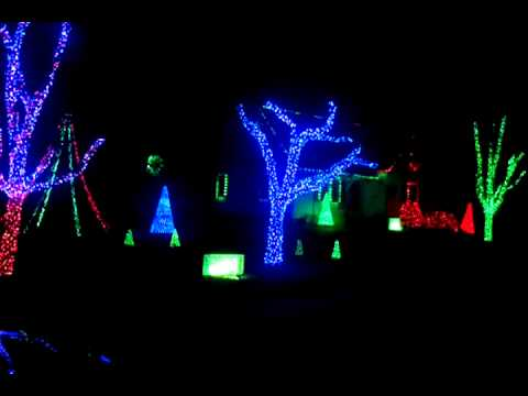 Christmas Lights In Wichita Ks.Christmas At The Mckinney S 1