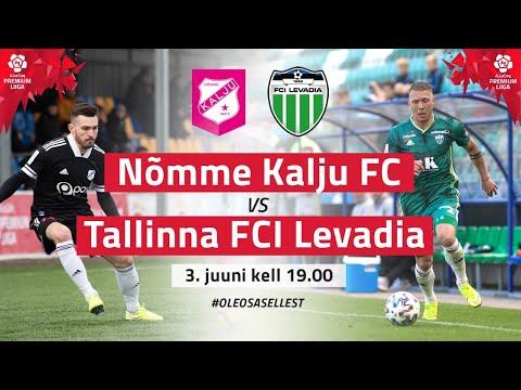 NÕMME KALJU FC - TALLINNA FCI LEVADIA PREMIUM LIIGA 5. voor