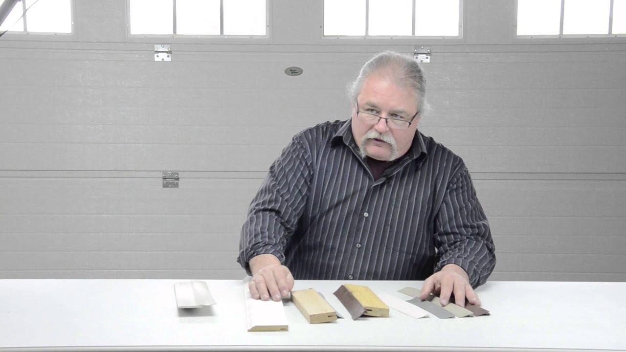 Garage door side seal strip - Garage Door Seals For Top And Sides