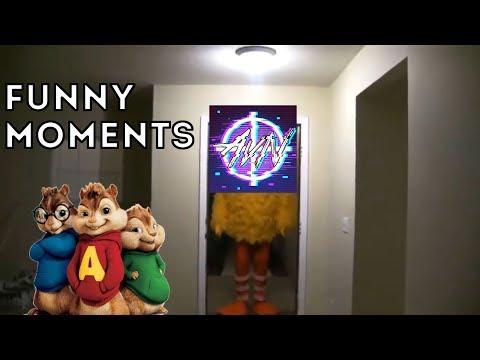FUNNY MOMENTS - Alvin| FIFA 19