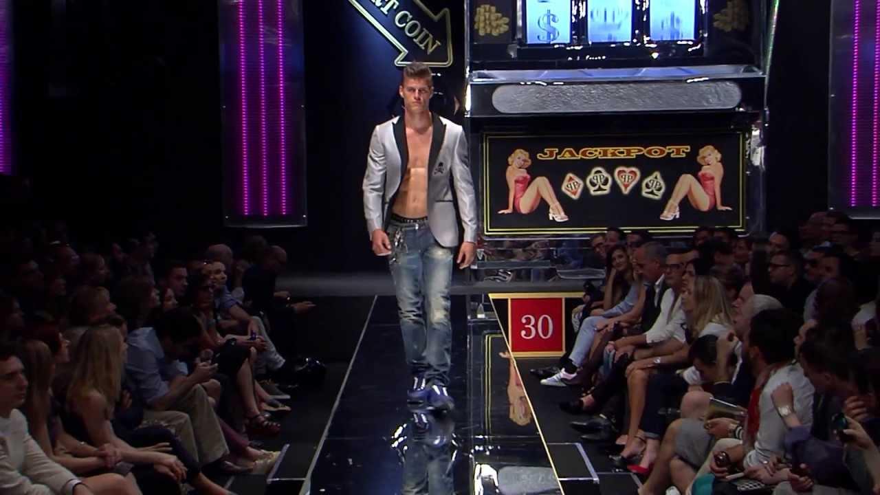 PHILIPP PLEIN Herren Fashion Show Frühjahr / Sommer