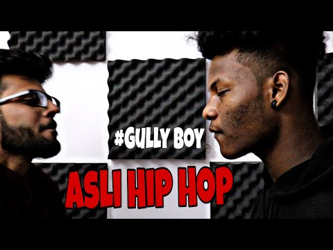 Asli Hiphop Cover  | #Gully Boy