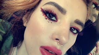 Bella Thorne | Snapchat Videos | October 15th 2017