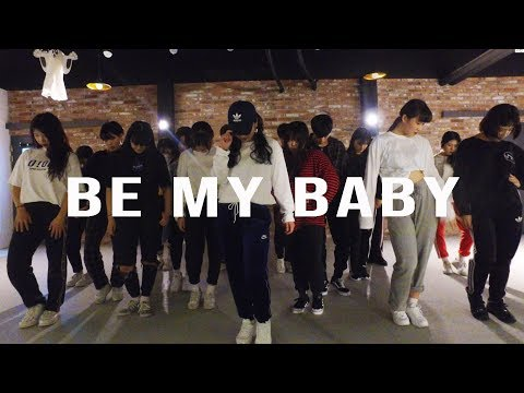 Be My Baby - Ariana Grande / Choreography By MJ