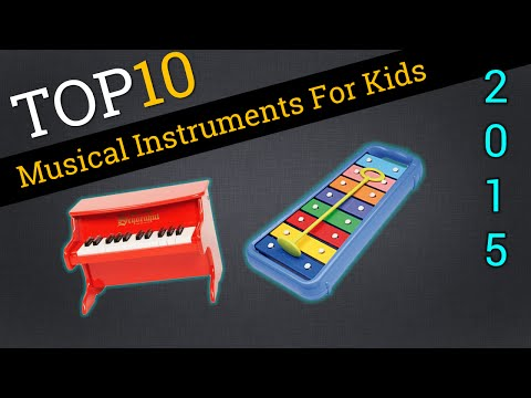 Top 10 Musical Instruments For Kids 2015 | Compare Kid's Instruments
