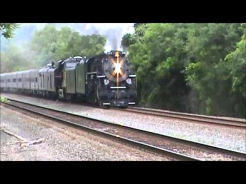 Norfolk Southern steam excursion