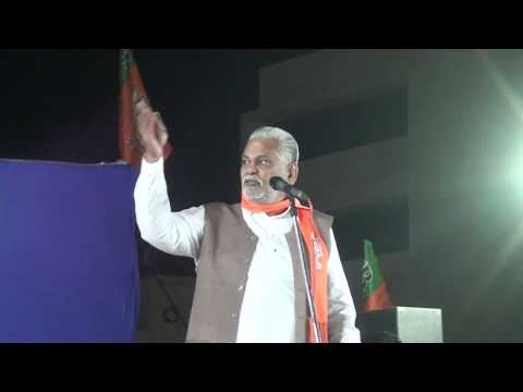 HD Video - Parshottam Rupala Live from 150' Ring Road, Rajkot , BJP Gujarat Part 5