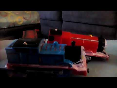 thomas the Train​ on crack ep 2: the troblue with the trucks