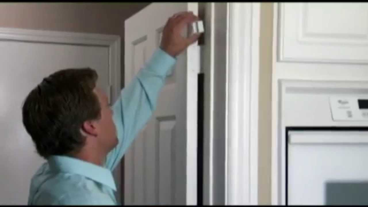 Childproofing Doors