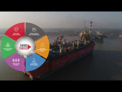 Swire Pacific Offshore – Sustainable ship recycling