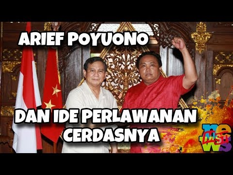 Arief Poyuono dan Ide Perlawanan Cerdasnya...