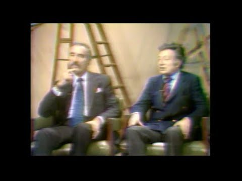 "Christopher Lee & Robin Hardy on ""The Wicker Man"""