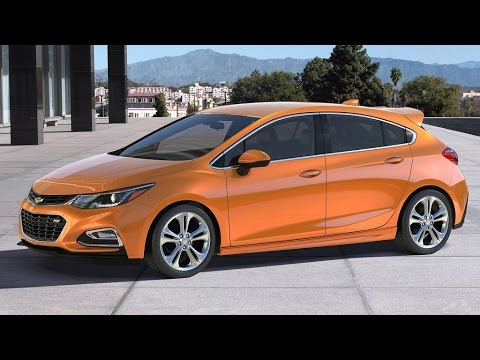 2017 Chevrolet Cruze Hatchback Review Rendered Price Specs Release Date