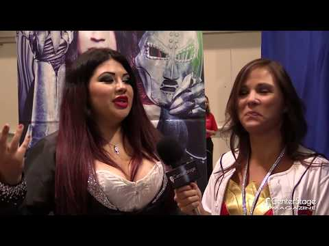 Wizard World Comic Con with Ivy Doomkitty