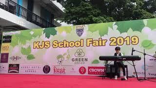 Piano Solo @ Kowloon Junior School