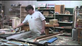 Part 19: Corner Cabinet Series From Mastering Woodworking With Charles Neil